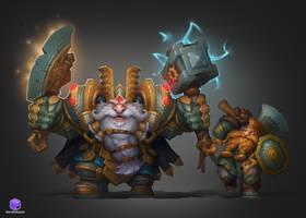 Dwarfs by DmitriyBarbashin