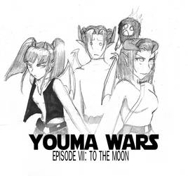 Youma Wars: Episode VII-To the Moon by Hikachu