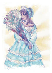 Victorian Victoria by Hikachu