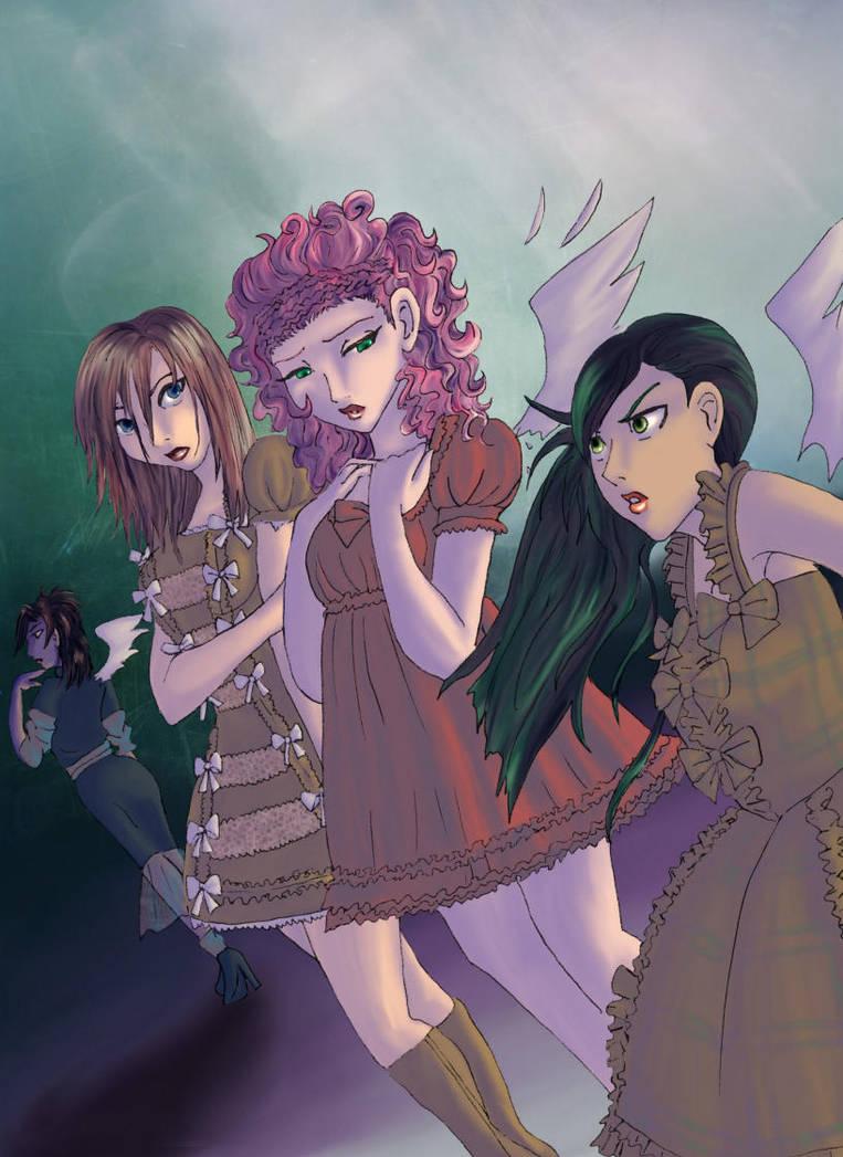 Angel Witch Pita-Season 2 cover by Hikachu