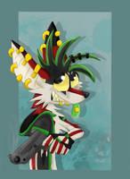 Banchu (Gift) by Xkepler-7sk