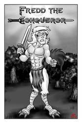 Fredd the conqueror01 by misterprickly