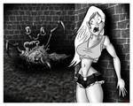 Monster n maiden 01 by misterprickly