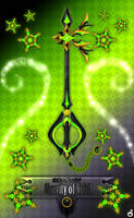 Keyblade Gravity of Void by Marduk-Kurios