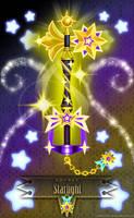 Keyblade Starlight -VI- by Marduk-Kurios