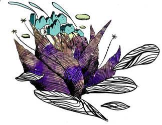 explore (thorns) by Davanyta