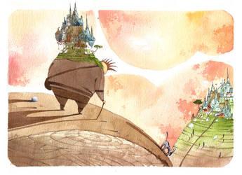 long road to ruin by Davanyta