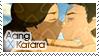 Aang x Katara - Stamp by Kaorulov