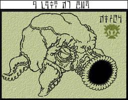 The Legend of Zelda-Octorok by womack90