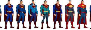 Superman Line-up by womack90