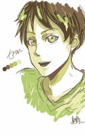 Eren - Colour Palette  by JaZzCaSt