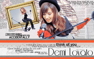 Demi Lovato Collage 01 by nickPRINCESS