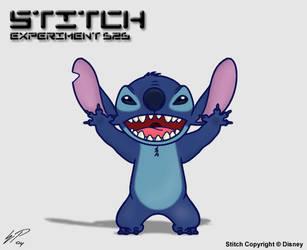 Stitch by nevir5