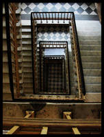 Stairs by Bieniek