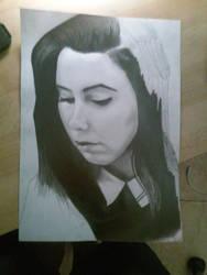 Portrait Girl by Danihl