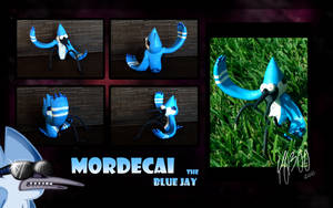 .Regular Show's Mordo Sculpt. by porcuMoose