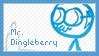 ..: Mr. Dingleberry :.. by porcuMoose
