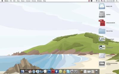 My Desktop by SimbaSpirit