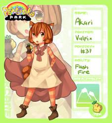 PKJP: Akari by MirageDream