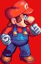 Mario SSB4 by Riklaionel