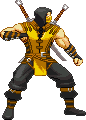 Scoripion: Mortal kombat X by Riklaionel