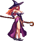 Dragon's Crown: Sorceress by Riklaionel