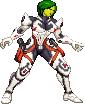 Marvel vs Capcom Infinite: Gamora by Riklaionel