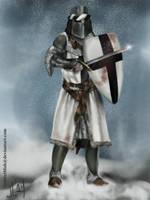 Teutonic Knight by JLazarusEB