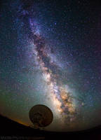 Searching the Skies at VLA by k-n-8