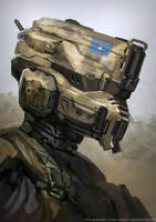 Metal Head by BrotherOstavia