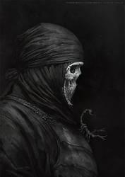 Scorpion Side by BrotherOstavia