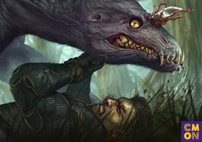 Xenoshyft Field Commander Hero by BrotherOstavia