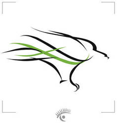 Falcon India logo design by parveenemi