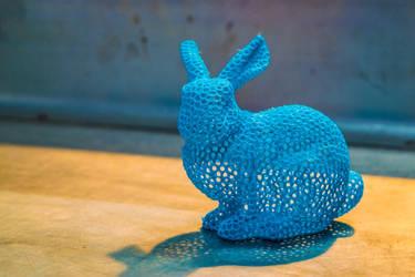3D Printed Bunny by SebasGGM