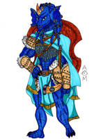 Azura Thunderdrum by allusionmaster