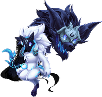 Pixel Kindred by ArtKirby-XIV
