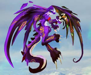 Dragon Aluka00 by kabuni