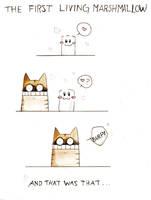 Marshmallow by AnitramYnnej