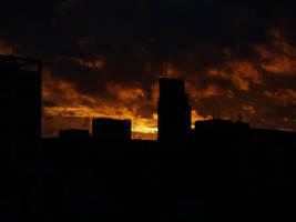 sunset one by janocha
