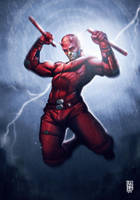 Daredevil by RaffoRamat