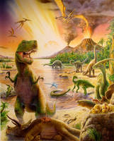 Dinoworld by illugraphy