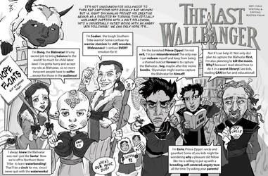 THE LAST WALLBANGER COLLAB by Isaia