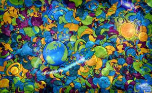 Planets by schizophrenic-brain