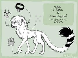 Voo character sheet 2011 by Arlotta