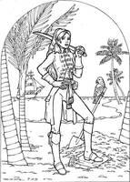 Pirate by lierne