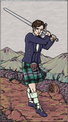 Scotsman - In Color by lierne