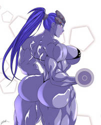 Widowmaker by Ablox