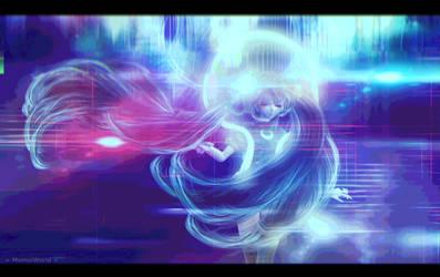 Time Glitch by MomoiWorld