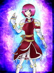 Fire Emblem OC - Angela by kobaiy7598