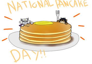 National Pancake Day by kobaiy7598